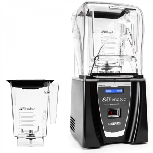 Blendtec Q'serial The Strong & Silent Type - USA
